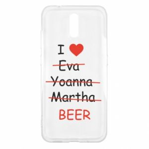 Nokia 2.3 Case I love only beer