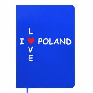 Notes I love Poland crossword