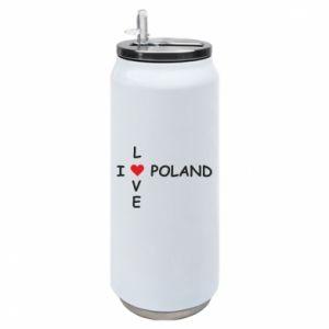 Thermal bank I love Poland crossword