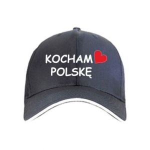 Cap I love Poland - PrintSalon