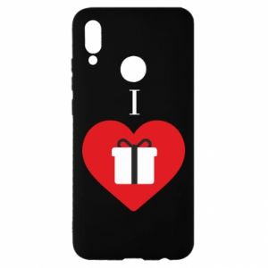 Huawei P Smart 2019 Case I love presents