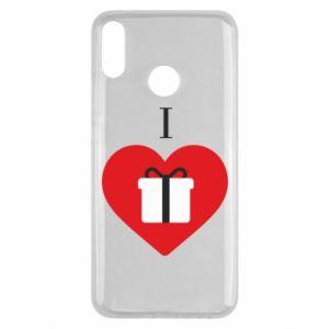 Huawei Y9 2019 Case I love presents