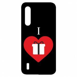 Xiaomi Mi9 Lite Case I love presents