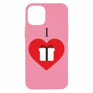 iPhone 12 Mini Case I love presents