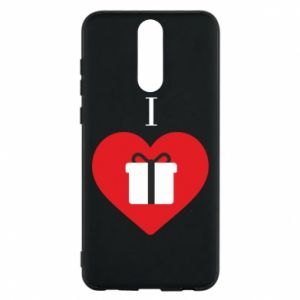 Phone case for Huawei Mate 10 Lite I love presents