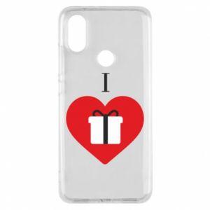 Xiaomi Mi A2 Case I love presents