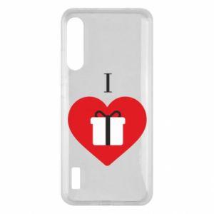 Xiaomi Mi A3 Case I love presents