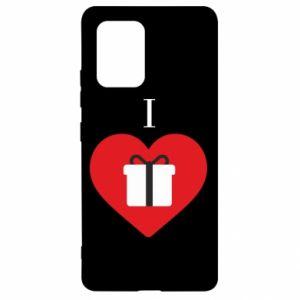 Samsung S10 Lite Case I love presents