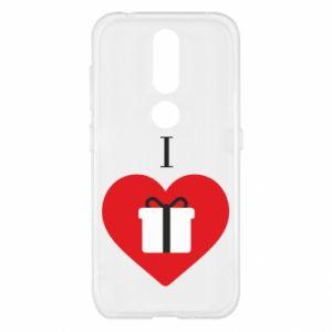 Etui na Nokia 4.2 I love presents