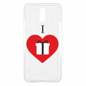 Etui na Nokia 2.3 I love presents