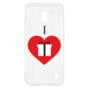 Etui na Nokia 2.2 I love presents