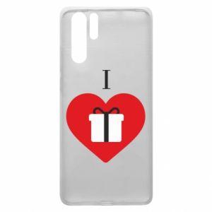 Etui na Huawei P30 Pro I love presents