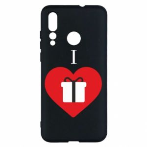Huawei Nova 4 Case I love presents