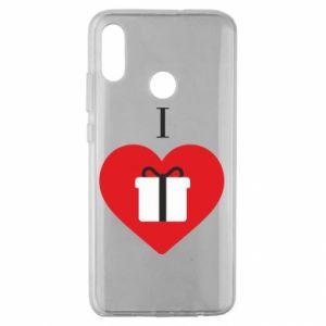 Huawei Honor 10 Lite Case I love presents