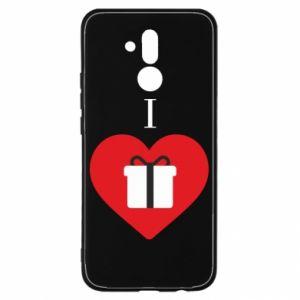 Huawei Mate 20Lite Case I love presents