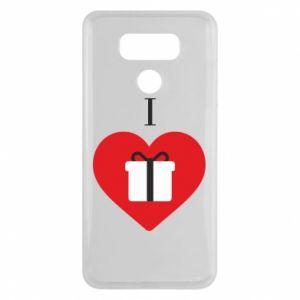 LG G6 Case I love presents