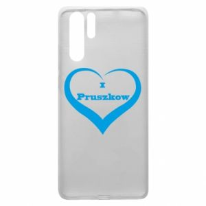 Huawei P30 Pro Case I love Pruszkow