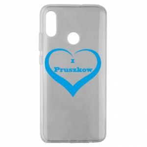 Huawei Honor 10 Lite Case I love Pruszkow