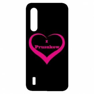 Etui na Xiaomi Mi9 Lite I love Pruszkow