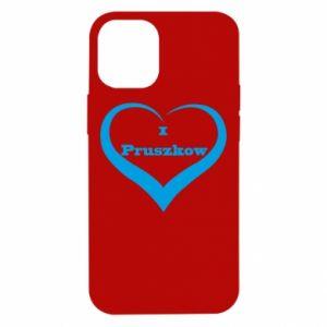 Etui na iPhone 12 Mini I love Pruszkow