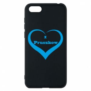 Phone case for Huawei Y5 2018 I love Pruszkow