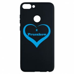 Phone case for Huawei P Smart I love Pruszkow