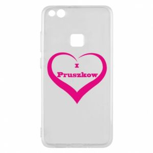 Phone case for Huawei P10 Lite I love Pruszkow