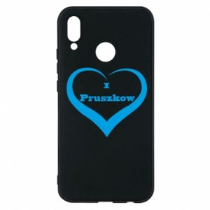 Phone case for Huawei P20 Lite I love Pruszkow