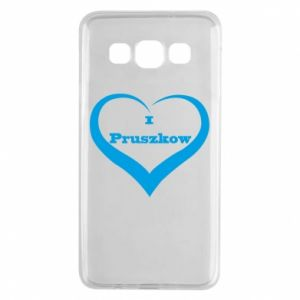 Samsung A3 2015 Case I love Pruszkow