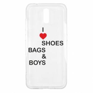 Etui na Nokia 2.3 I love shoes, bags, boys
