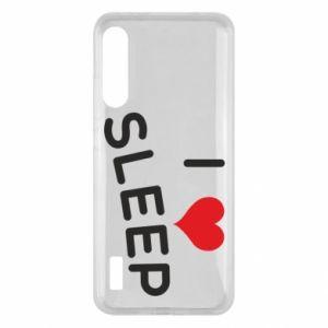 Etui na Xiaomi Mi A3 I love sleep