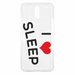 Etui na Nokia 2.3 I love sleep