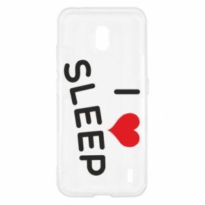 Etui na Nokia 2.2 I love sleep