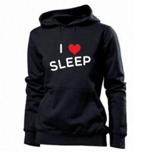 Damska bluza I love sleep