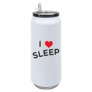 Puszka termiczna I love sleep
