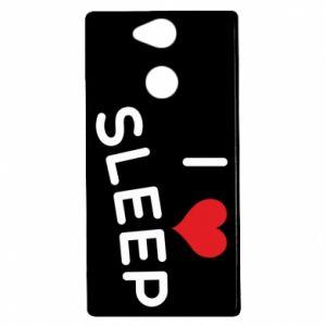 Etui na Sony Xperia XA2 I love sleep