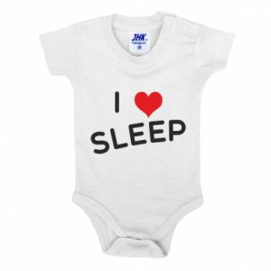 Body dla dzieci I love sleep
