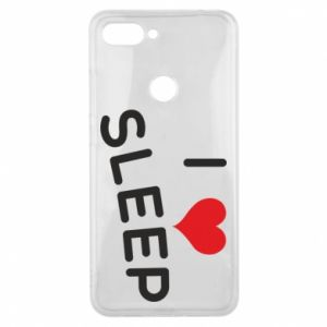 Etui na Xiaomi Mi8 Lite I love sleep