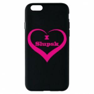 Etui na iPhone 6/6S I love Slupsk