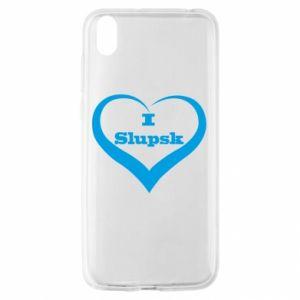 Huawei Y5 2019 Case I love Slupsk