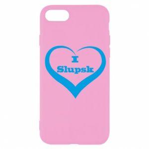 iPhone SE 2020 Case I love Slupsk