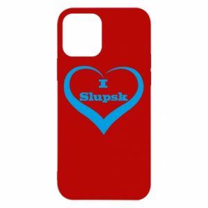 iPhone 12/12 Pro Case I love Slupsk