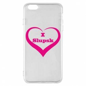 Etui na iPhone 6 Plus/6S Plus I love Slupsk