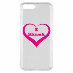 Etui na Xiaomi Mi6 I love Slupsk