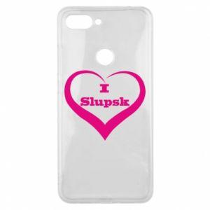 Etui na Xiaomi Mi8 Lite I love Slupsk