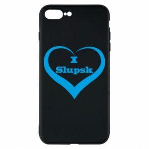 Etui na iPhone 8 Plus I love Slupsk