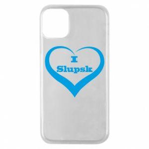Etui na iPhone 11 Pro I love Slupsk