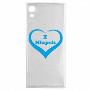 Sony Xperia XA1 Case I love Slupsk