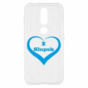 Nokia 4.2 Case I love Slupsk