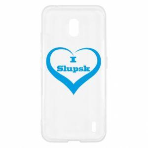 Nokia 2.2 Case I love Slupsk
